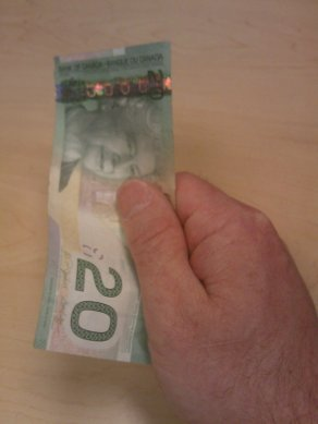 Canadian $20